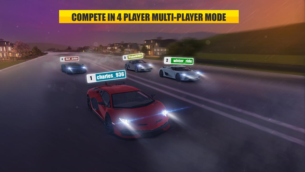 速度街头游戏截图